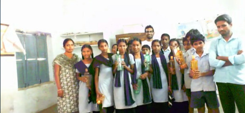 A Visit to my Chittela Students