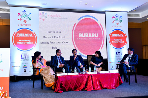Panel Discussion at RUBARU 2017-18